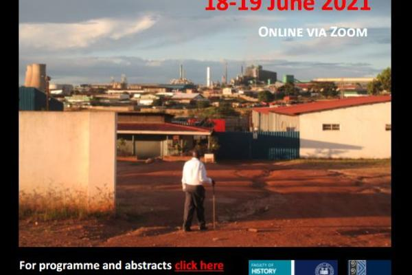 comparing the copperbelt 18 19 june 2021 poster