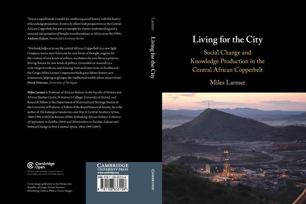 living for the city cover image high res
