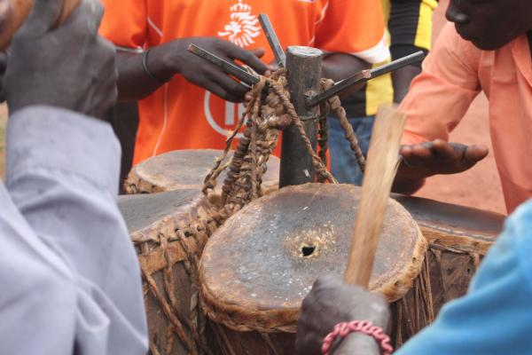 performance in yambio
